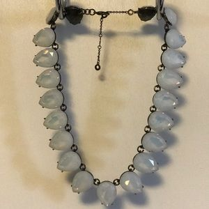 Bauble Bar gem necklace